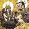 Baroness – Yellow & Green