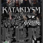 KATAKLYSM – Headliner-Tour im …
