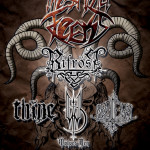 THE SINISTER FEAST 2014 – Black Metal Event mit Perchtenshow