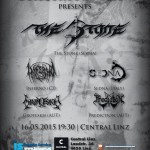 CELEBRARE NOCTEM presents THE STONE, INFERNO, SEDNA, GROTESKH, PREDICTION