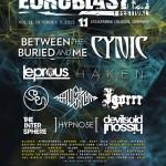 EUROBLAST FESTIVAL 11 – Verlosung