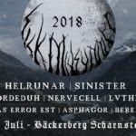 SICK MIDSUMMER 2018 – Vorbericht