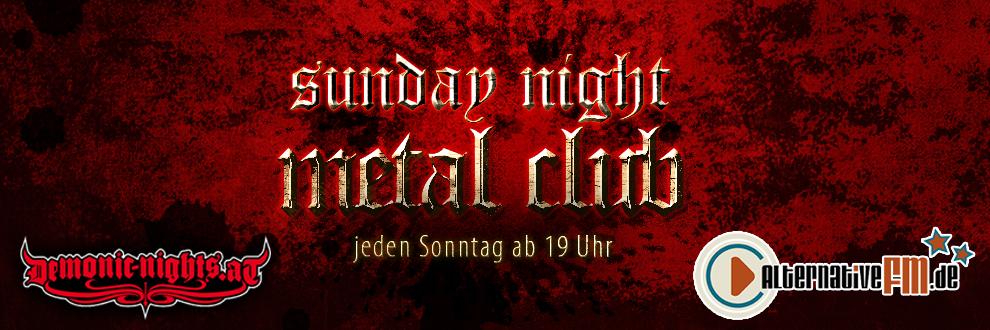 Sunday Night Metal Club