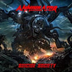 Annihilator - Suicide Society