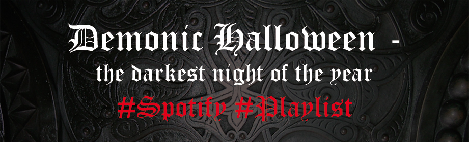 Demonic Halloween - die Halloween-Spotify-Playlist von Demonic-Nights