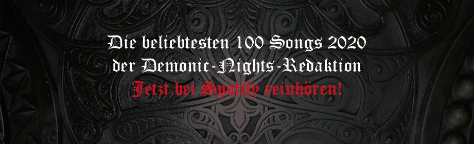 Spotify 2020 - Top 100 Songs